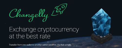Logo de Changelly