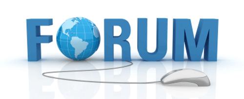 Mes liens utiles - Forum
