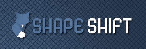 Logo de Shapeshift