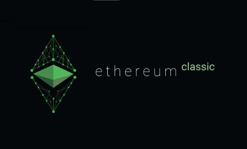 Logo de l'Ethereum Classic
