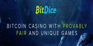 Bitdice, le plus gros casino en BTC