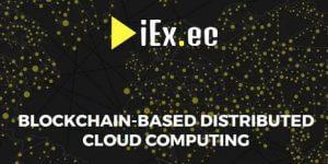 Bannière de iEx.ec