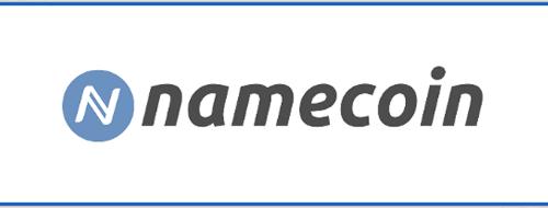 Namecoin, les noms de domaines décentralisés