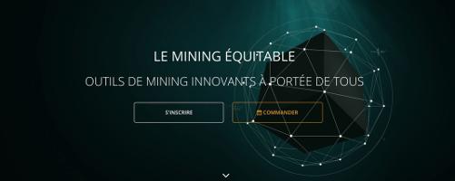 Bannière de Just-Mining