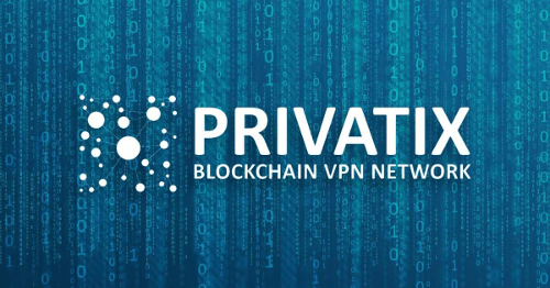 Bannière de Privatix.io