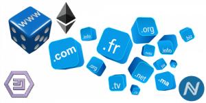 Noms de domaines sur blockchain