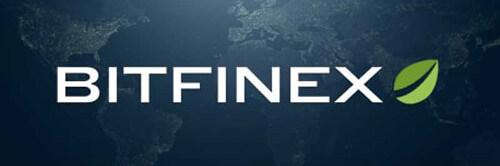 Logo de Bitfinex