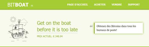 Bannière Bitboat