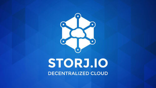 Logo de Storj