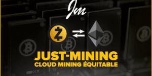 Logo de Just-Mining