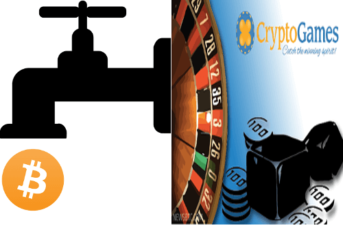Faucets & Gambling en cryptomonnaie