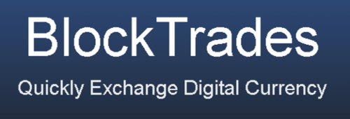 Blocktrades, instant decentralized exchange