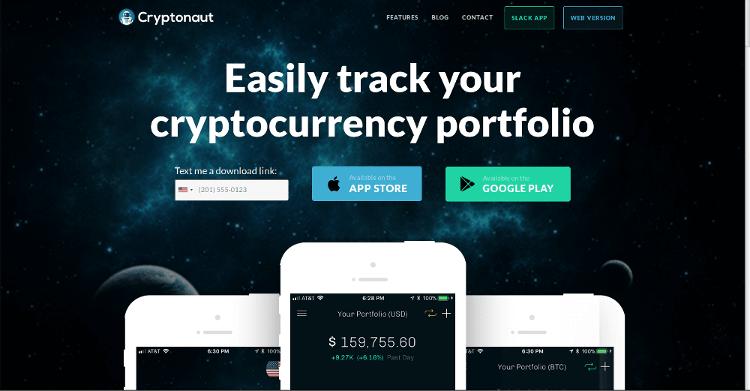 Un portfolio pour suivre votre portefeuille : Cryptonaut